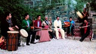 getlinkyoutube.com-Faraj Alipour, Shaho Andalibi, Kordi and Lori music