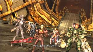 getlinkyoutube.com-Xenoblade Chronicles - Boss: Apocrypha Generator