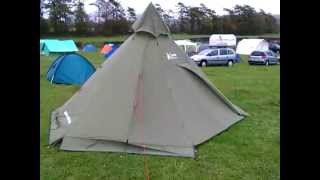 getlinkyoutube.com-Mega Horn II Tent Review