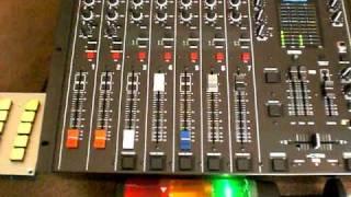 getlinkyoutube.com-Behringer DX 2000 mit mAirList-USB Faderstart/Hotstart-Steuerung,Telefonhybrid,Rotlichtsteuerung