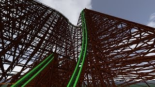 getlinkyoutube.com-Artemis - A Nolimits Hybrid Coaster
