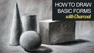 getlinkyoutube.com-How to Draw Basic Forms with Charcoal