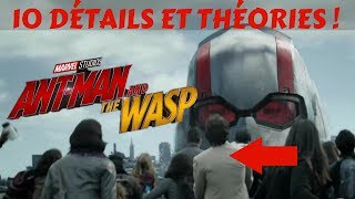 Ant-Man and The Wasp : 10 INFOS QUI TUENT sur le trailer width=