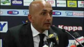 Spalletti si infuria dopo il pareggio contro il Chievo Conferenze Stampa Corriere dello Sport it
