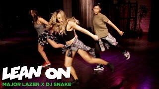 getlinkyoutube.com-Major Lazer & DJ Snake - Lean On (feat. MØ) (Dance Tutorial)