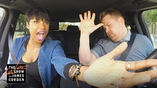 getlinkyoutube.com-Jennifer Hudson Carpool Karaoke