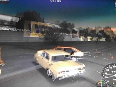 GTA Vice City: Москвич-2140 vs ВАЗ-2109