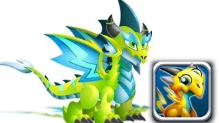 getlinkyoutube.com-How to Get Double Electric Dragon 100% Real! Dragon City Mobile!
