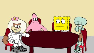 getlinkyoutube.com-Spongebob in PARANORMAL ACTIVITY 3
