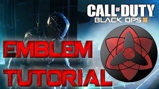 getlinkyoutube.com-Black Ops 3 Emblem Tutorials - Sasuke Eternal Mangekyou Sharingun 64 Layers