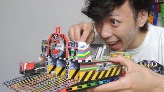 getlinkyoutube.com-【Part.3】てれびくん2014年6月号付録を一緒に作ろう!