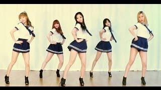 getlinkyoutube.com-Waveya Girl's Generation 소녀시대 Mr.Mr. 미스터미스터 cover dance 웨이브야