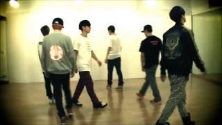 getlinkyoutube.com-BEAST Fiction Choreography Practice Video mirror