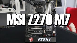 getlinkyoutube.com-MSI Gaming M7 Kaby Lake Motherboard Review