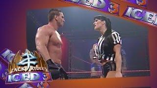 getlinkyoutube.com-Zack Ryder's Iced 3 - November 2013 - Triple H vs Ken Shamrock - Raw 5/3/99 - FULL MATCH