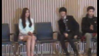getlinkyoutube.com-[150808] Taemin & Naeun In Music Bank [TAEUN]    oddeye_ss