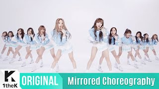 getlinkyoutube.com-[Mirrored] 우주소녀(WJSN (Cosmic Girls)) _ MoMoMo(모모모) Choreography(거울모드 안무영상)_1theK Dance Cover Contest