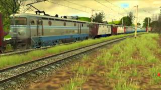 getlinkyoutube.com-Expo CFR - Trainz  Simulator - 2011