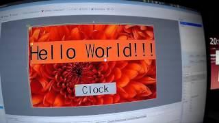getlinkyoutube.com-Nextion TFT Touchscreen Display Hello World Tutorial & Demo (Standalone)