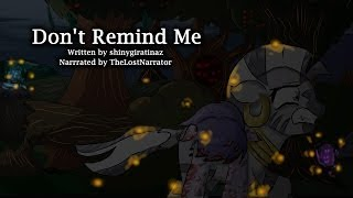 Don't Remind Me [MLP Fanfic Reading] (Darkfic)