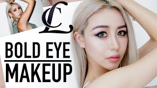 CL Smokey Eye Makeup For Hooded Lids ♥ Wengie