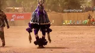 Alick Macheso | Baba naMai | UnOfficial_Video_ft_West_African_Masquerade