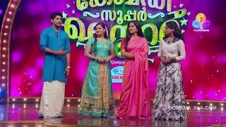 getlinkyoutube.com-Comedy Super Nite - 2 with Seetha Serial Team │Flowers│CSN# 179