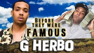 getlinkyoutube.com-G HERBO - Before They Were Famous - Humble Beast