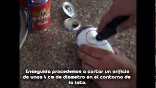 getlinkyoutube.com-Motor Stirling Casero - Deber de Introducción a la Mecatrónica