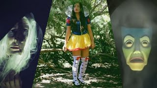 getlinkyoutube.com-Brisa 15 años - Entrada interactiva Blancanieves (Short Film Interactive Snow White)