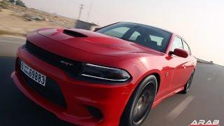 getlinkyoutube.com-Dodge Charger Hellcat 2016 دودج تشارجر هيلكات