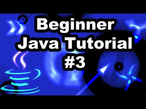Learn Java- The Basics 3 - Object Oriented Jerome