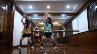 getlinkyoutube.com-Red Velvet - Dumb Dumb by Sandy&Mandy (MIRRORED )