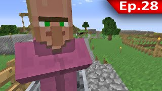 getlinkyoutube.com-Tackle⁴⁸²⁶ Minecraft (1.7.9) #28 - ลักพาตัว Villager