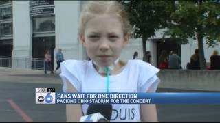 Young One Direction Fan with Rare Disease Hoping to Meet 1D