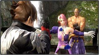 getlinkyoutube.com-Tekken 6 -  All Scenario Campaign Cinematics - 1080p 60FPS