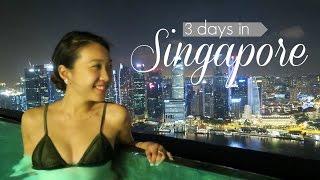 getlinkyoutube.com-3 Days in Singapore | TRAVEL VLOG