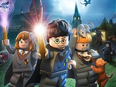 Let's Play LEGO Hanky Potter #57 - The Third Task