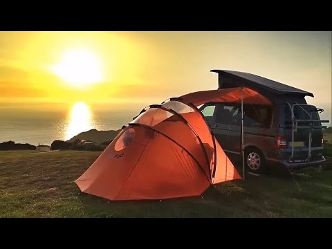 New Camping Gear - Hiking, Outdoor Life Inventions & Products