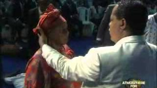 Pastor Chris Oyakhilome- Anointing of God width=