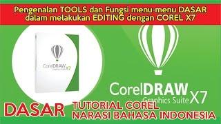 getlinkyoutube.com-Belajar Tutorial Corel Draw x7 Bab pengenalan dasar-dasar corel ( narasi bahasa indonesia)