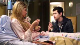 "getlinkyoutube.com-Pretty Little Liars 1x11 ""Moments Later"" Hanna and Lucas Scenes"
