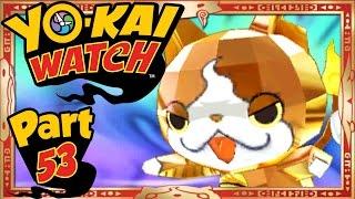 getlinkyoutube.com-Yo-Kai Watch - Part 53 | How To Get RARE Topanyan! [English Gameplay Walkthrough]