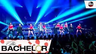 The Ladies Perform with The Backstreet Boys - The Bachelor