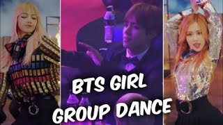 BTS Girl Group Dance Compilation