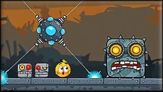 getlinkyoutube.com-Red Ball 4 - Box Factory Walkthrough (Cover Orange version)