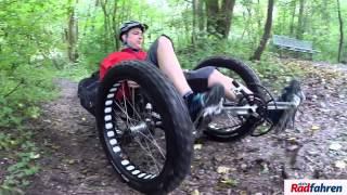 getlinkyoutube.com-ICE Fat Trike - Südpol Bike Weltrekord Fahrt