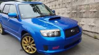 getlinkyoutube.com-Subaru Forester SG9 STI 2007