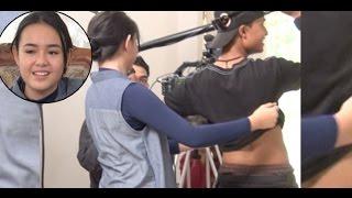 getlinkyoutube.com-Amanda Manopo, Orang Paling Jahil di Lokasi Syuting