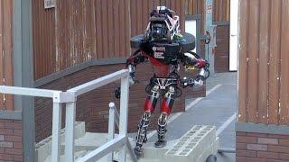 getlinkyoutube.com-Humanoid Robots in Action - DARPA Robotics Challenge